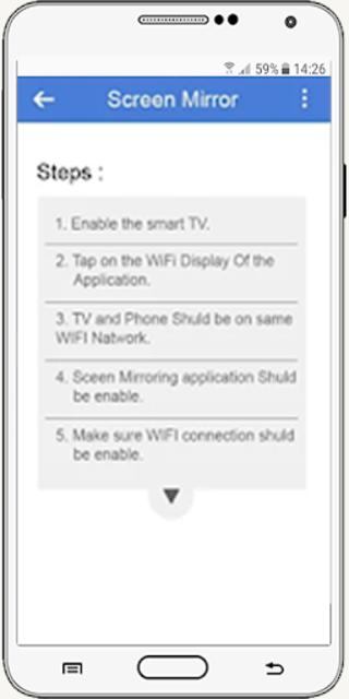 Hdmi mhl connect screen tv- (usb/mirror/mirracast) screenshot 5