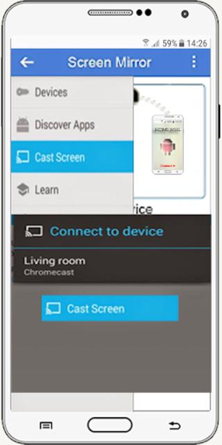 Hdmi mhl connect screen tv- (usb/mirror/mirracast) screenshot 8