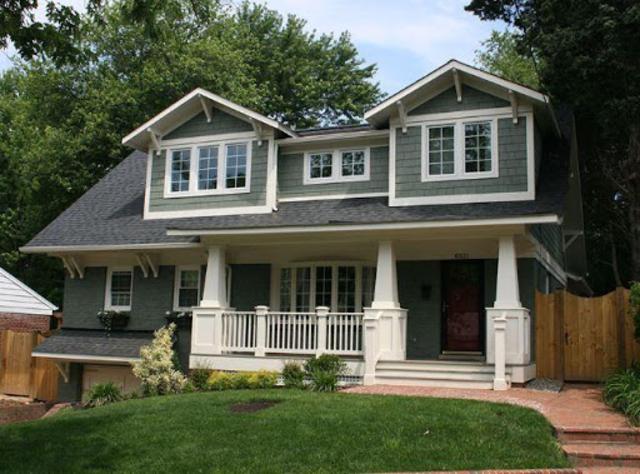 Home Exterior Paint Design screenshot 1