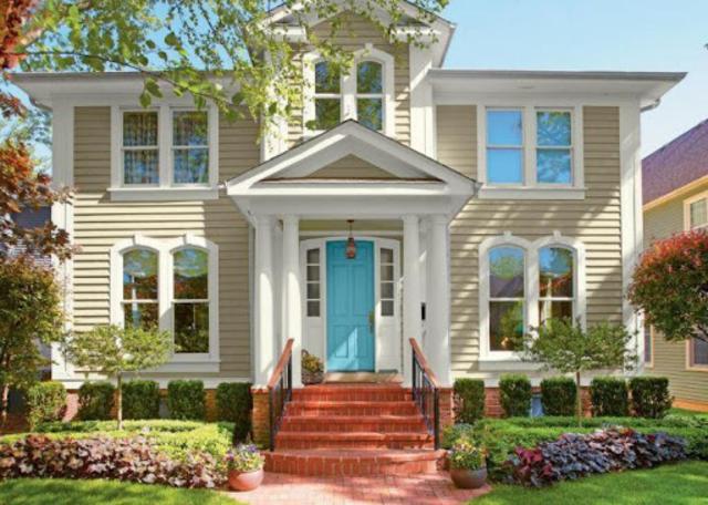 Home Exterior Paint Design screenshot 2