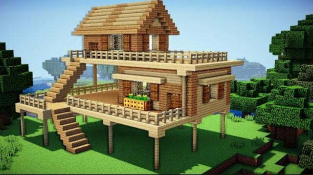 House And Modern Furniture MCPE PRO screenshot 1