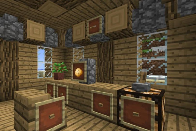 House And Modern Furniture For MCPE PRO screenshot 10