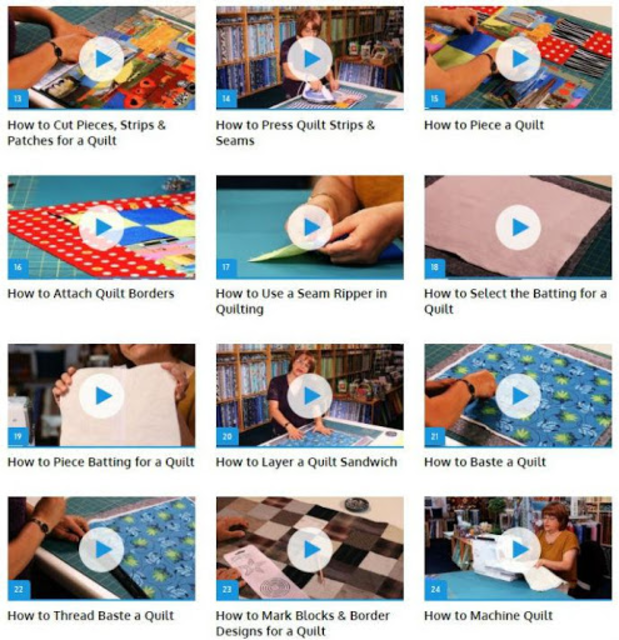How To Quilt screenshot 2