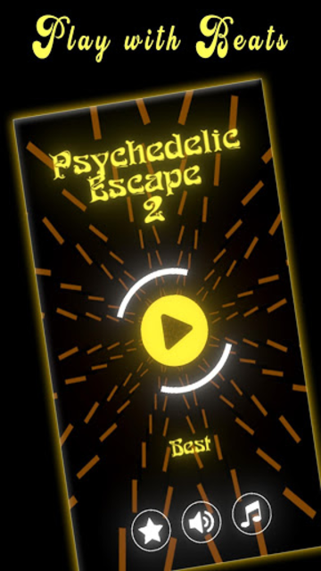 Psychedelic Escape 2: Play with Neons screenshot 1