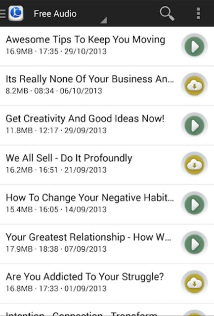 Free Hypnosis screenshot 1
