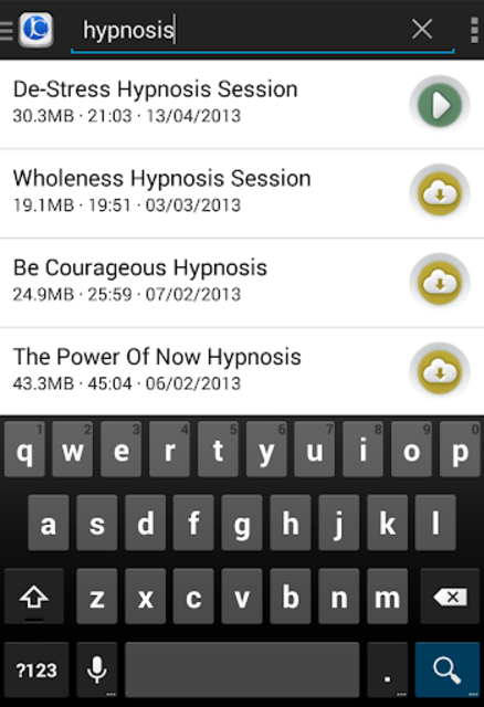 Free Hypnosis screenshot 3