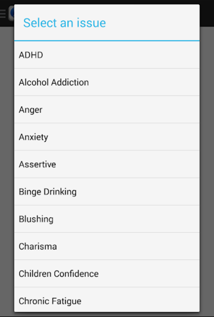 Free Hypnosis screenshot 4