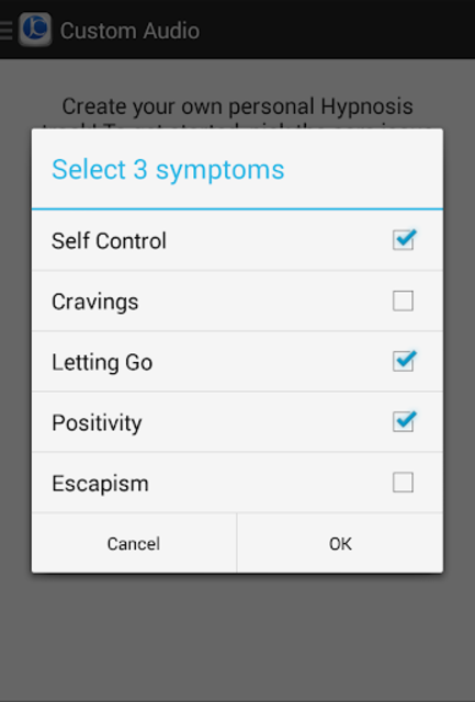 Free Hypnosis screenshot 5