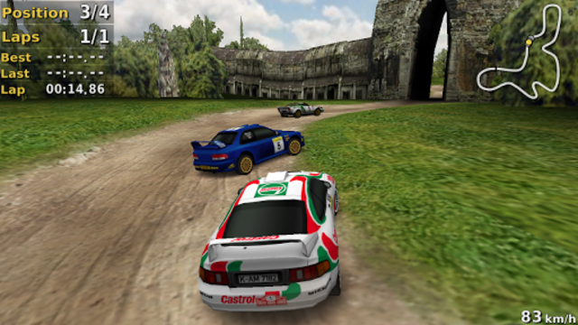 Pocket Rally screenshot 5