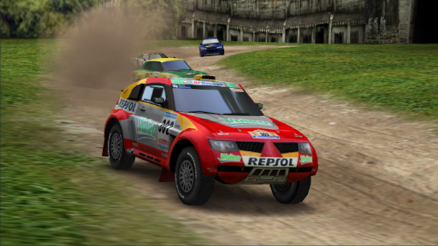 Pocket Rally screenshot 8