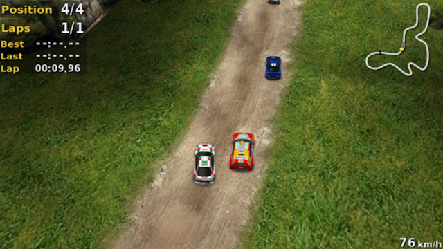 Pocket Rally screenshot 9