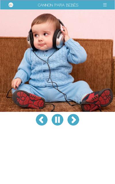 Canciones de cuna para bebés screenshot 19