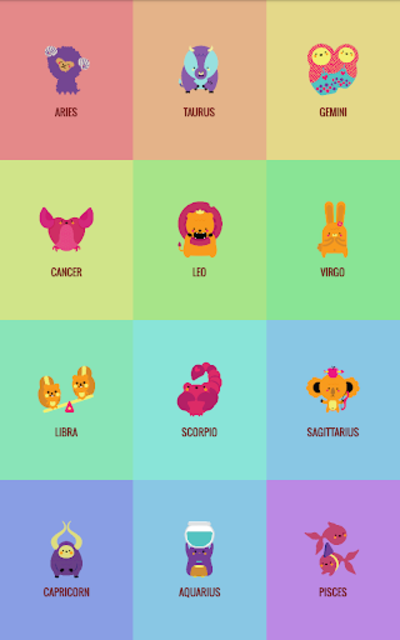 Aries Horoscope screenshot 16