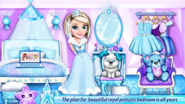 Ice Princess Castle Decoration screenshot 5