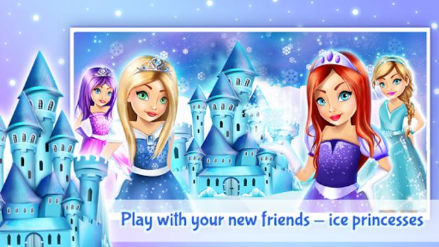 Ice Princess Doll House Design screenshot 1