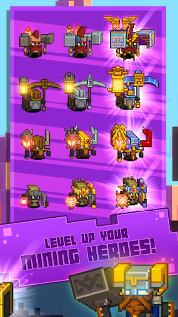 Idle Mine RPG screenshot 13