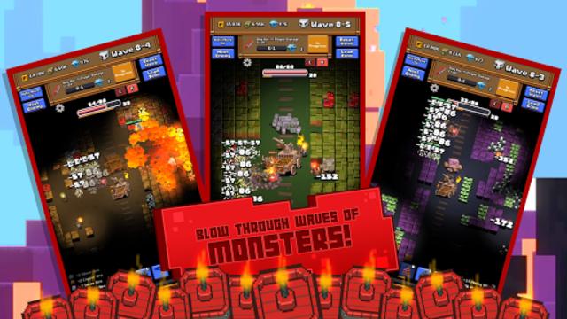 Idle Mine RPG screenshot 6