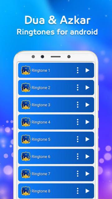 New Islamic Ringtones 2020 - Nasheed islamic screenshot 4