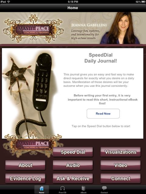 Speed Dial the Universe screenshot 5
