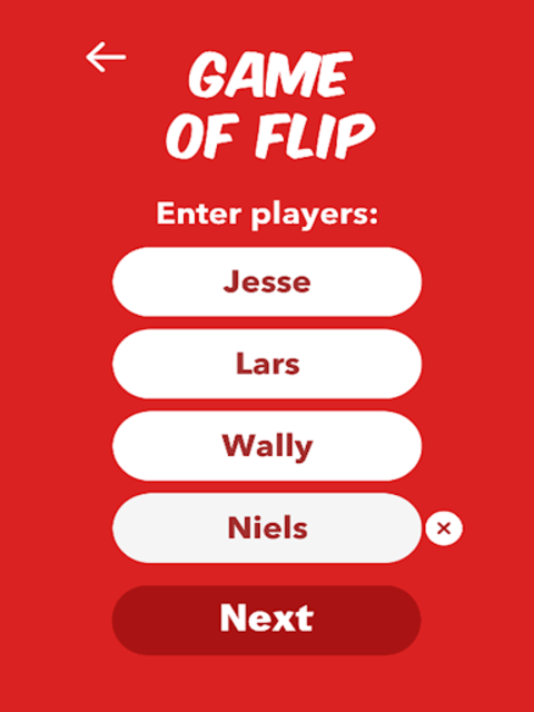 Game of FLIP screenshot 7