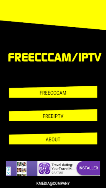 FREECCCAM 2019 screenshot 1
