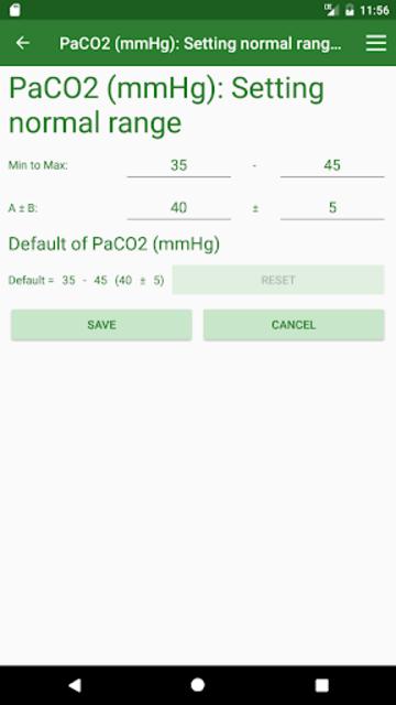 ABG Analyzer (Pro) screenshot 8