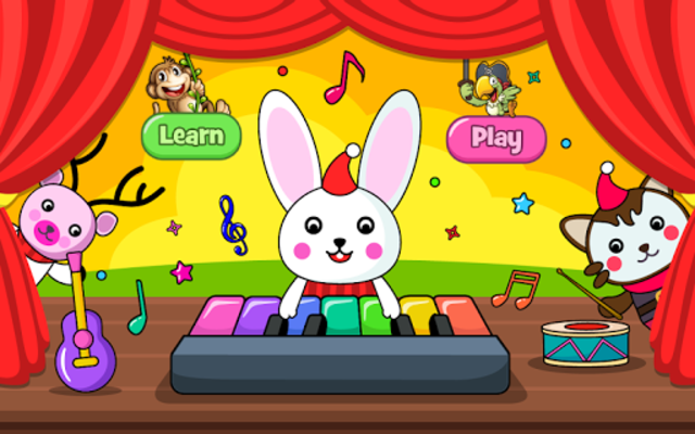 Baby Piano Games & Music for Kids & Toddlers Free screenshot 1
