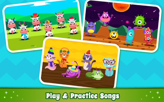 Baby Piano Games & Music for Kids & Toddlers Free screenshot 5