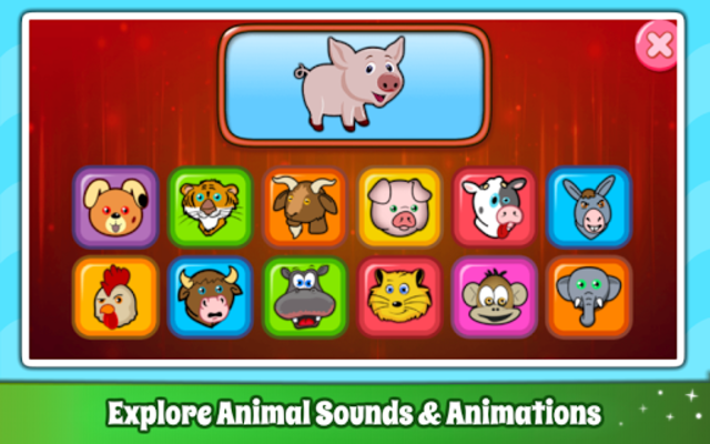 Baby Piano Games & Music for Kids & Toddlers Free screenshot 6