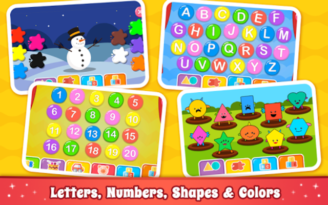 Baby Piano Games & Music for Kids & Toddlers Free screenshot 7
