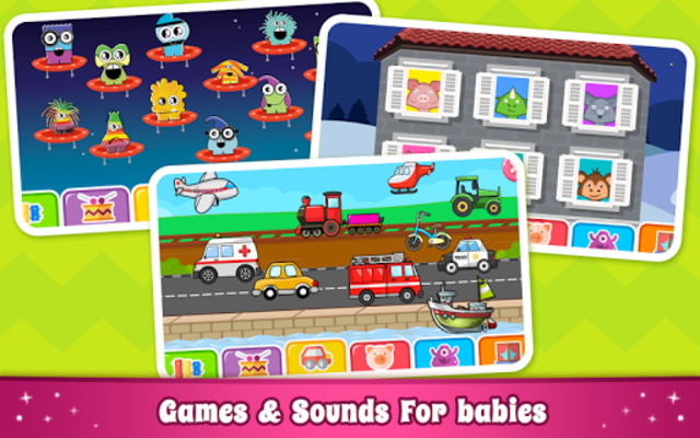 Baby Piano Games & Music for Kids & Toddlers Free screenshot 16