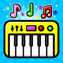 Icon for Baby Piano Games & Music for Kids & Toddlers Free