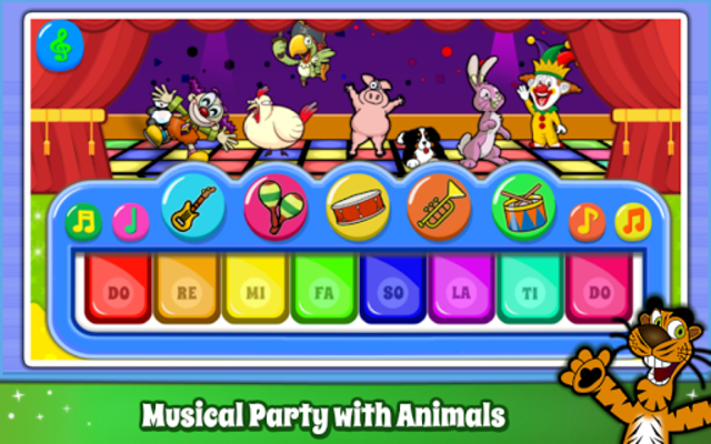 Baby Piano Games & Music for Kids & Toddlers Free screenshot 4