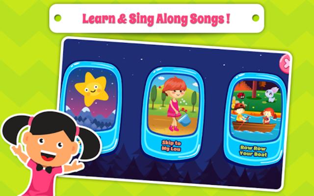 Nursery Rhymes Songs & Kids Puzzle Games Free screenshot 5