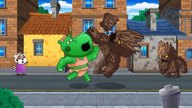 Kids Superheroes free screenshot 1