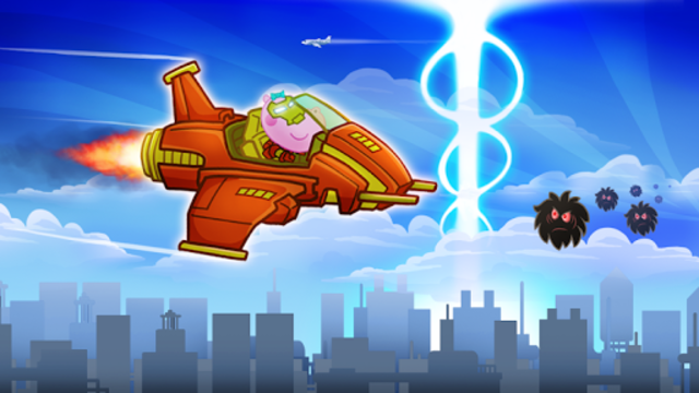 Kids Superheroes free screenshot 2