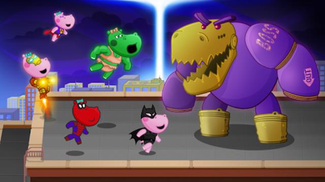 Kids Superheroes free screenshot 15