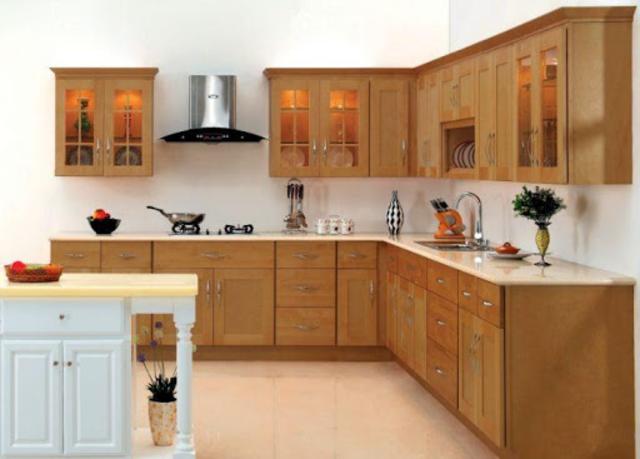Kitchen Cabinet Design screenshot 1