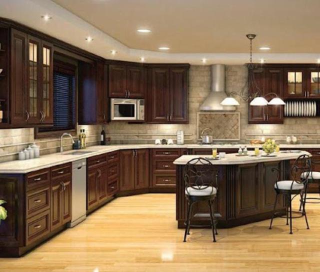 Kitchen Cabinet Design screenshot 4