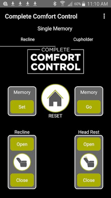 Complete Comfort Control screenshot 1