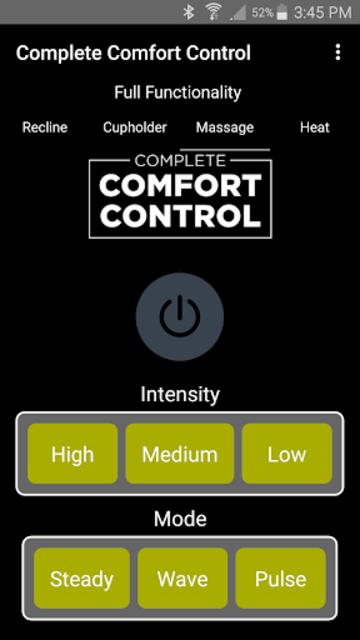 Complete Comfort Control screenshot 2