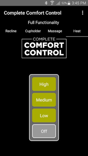Complete Comfort Control screenshot 3