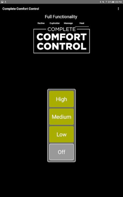 Complete Comfort Control screenshot 11