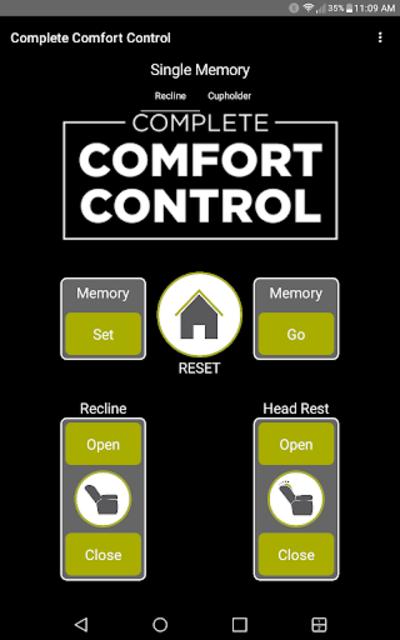 Complete Comfort Control screenshot 17