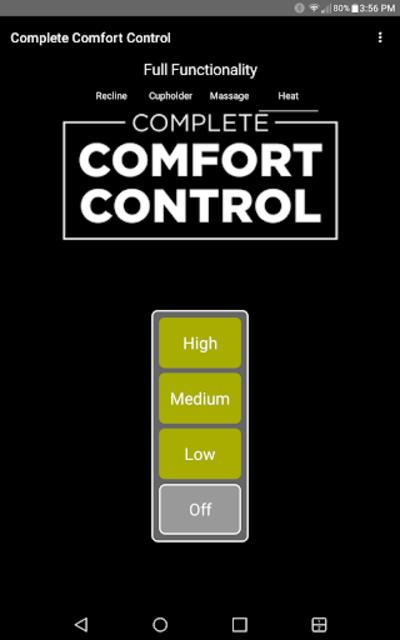 Complete Comfort Control screenshot 19