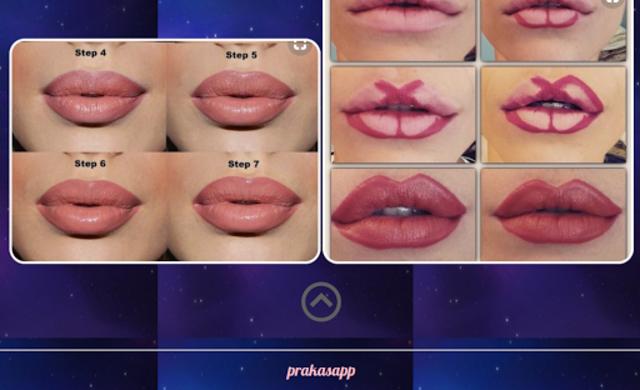 Lipstick Tutorial screenshot 4