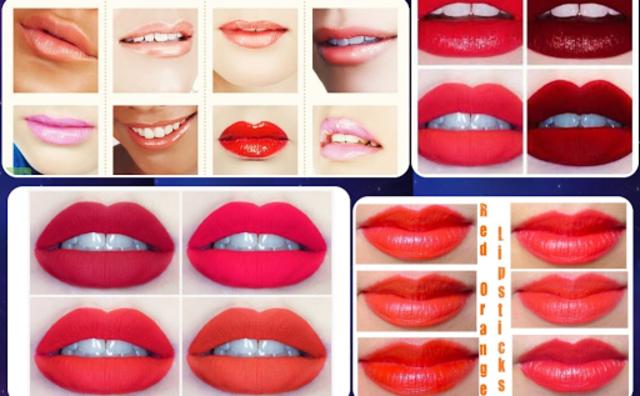 Lipstick Tutorial screenshot 11