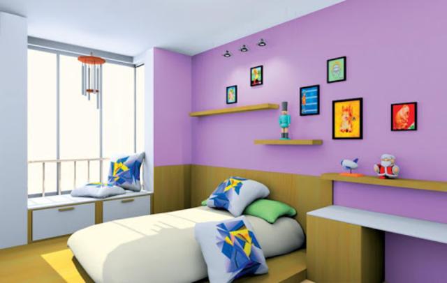 Kids - Design & Decor Room screenshot 1
