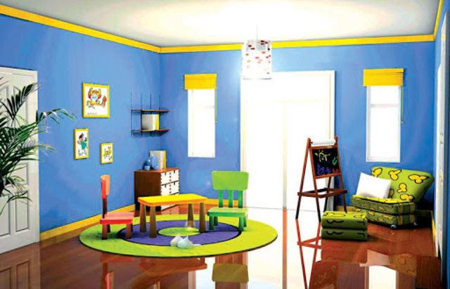 Kids - Design & Decor Room screenshot 2