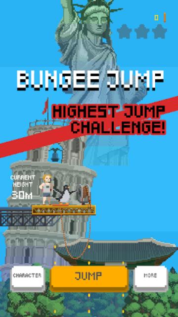 Bungee Jump Mania screenshot 1